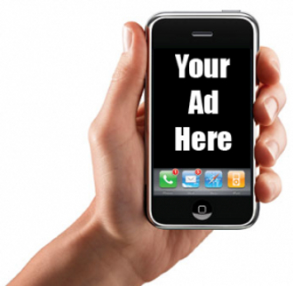 pubblicita su mobile