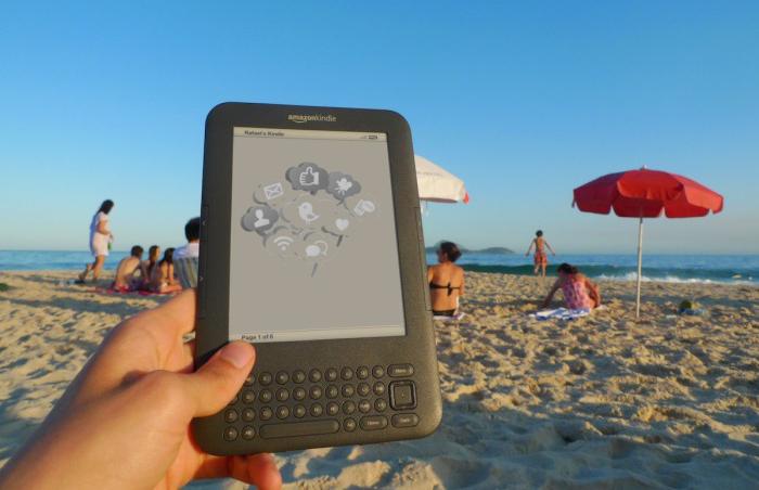 ebook spiaggia